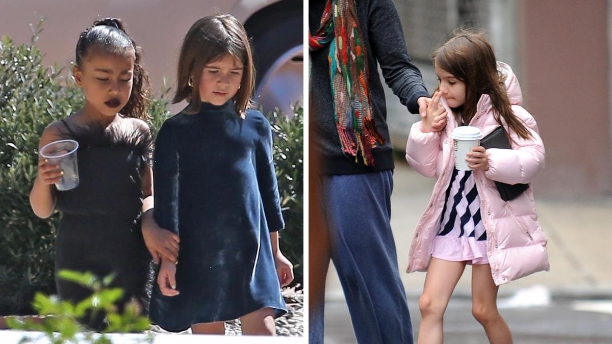 Mocny makijaż u dzieci gwiazd. Dlaczego celebryci dają na to swoje przyzwolenie?