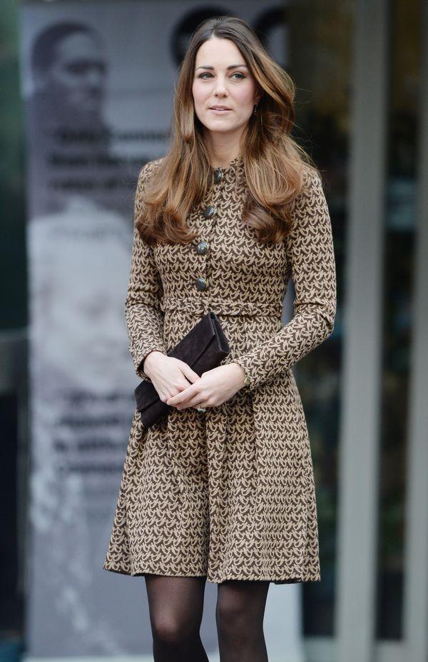Kate Middleton zostanie sportowcem? [VIDEO]
