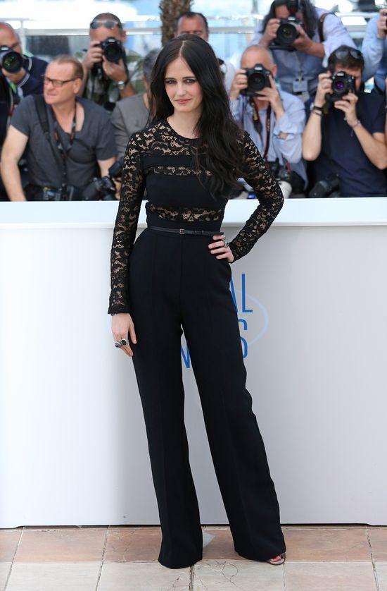 Mroczna Eva Green w Cannes (FOTO)