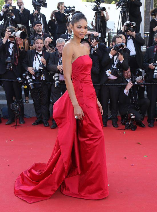 Modelki znowu zachwyciły w Cannes (FOTO)