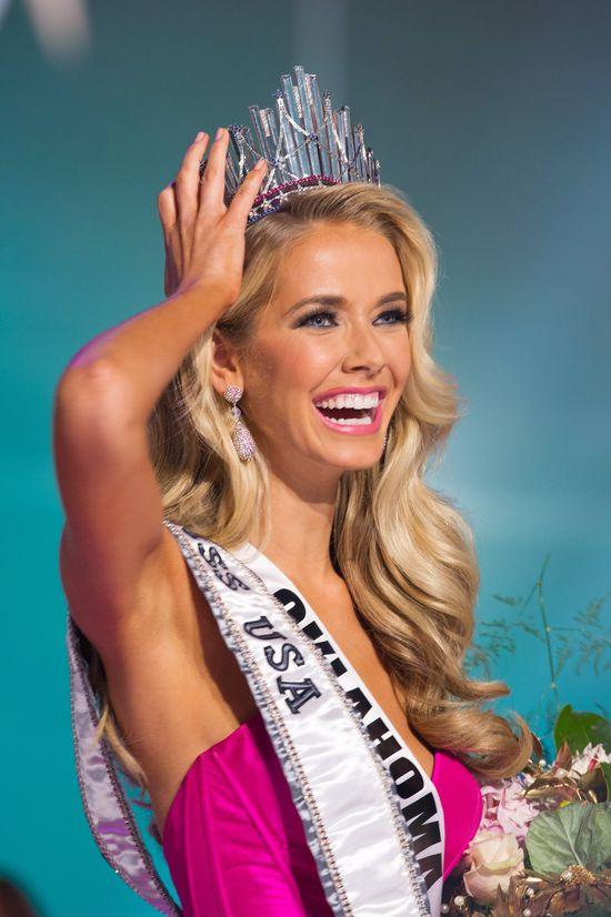 Poznajcie Olivię Jordan, nową Miss USA (FOTO)