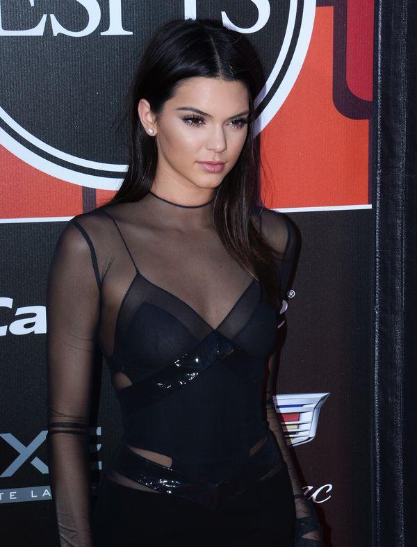 Eleganckie siostry Jenner na gali ESPY Awards (FOTO)