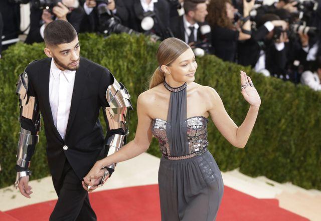 O paznokciach Gigi Hadid z MET Gali mówią WSZYSCY!