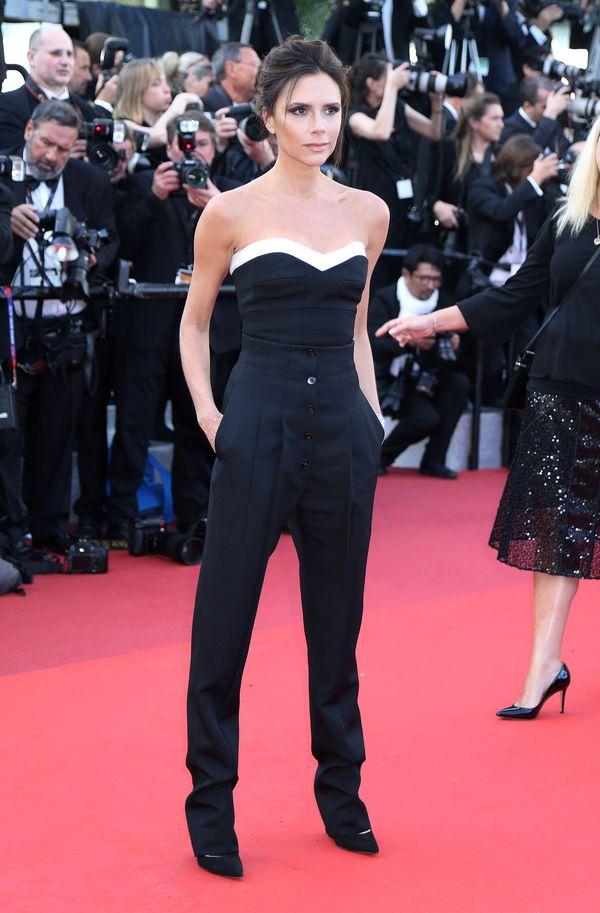 Victoria Beckham zachwyciła na festiwalu w Cannes? (FOTO)