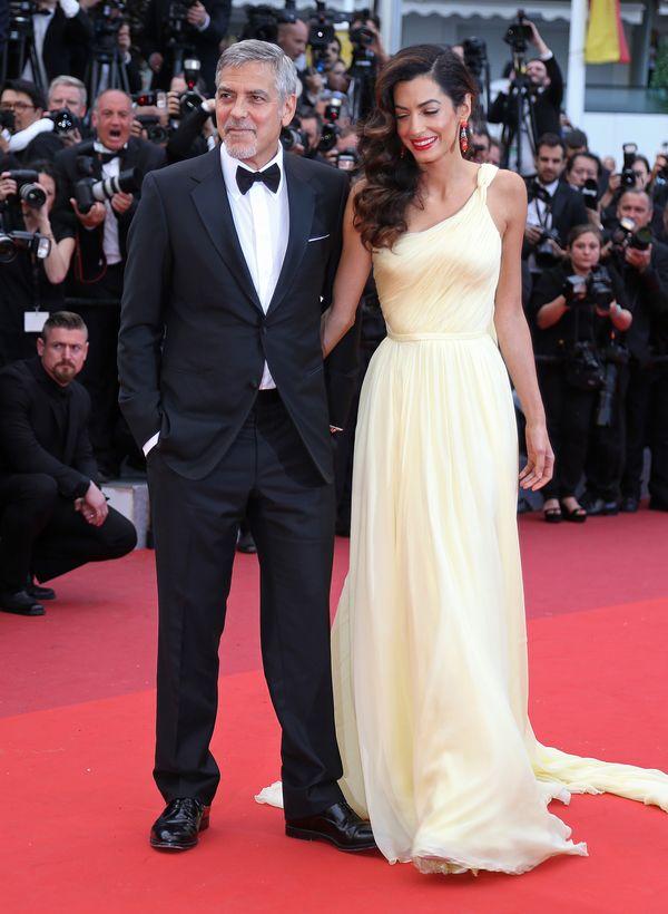 Drugiego dnia festiwalu w Cannes czerwony dywan należał do...