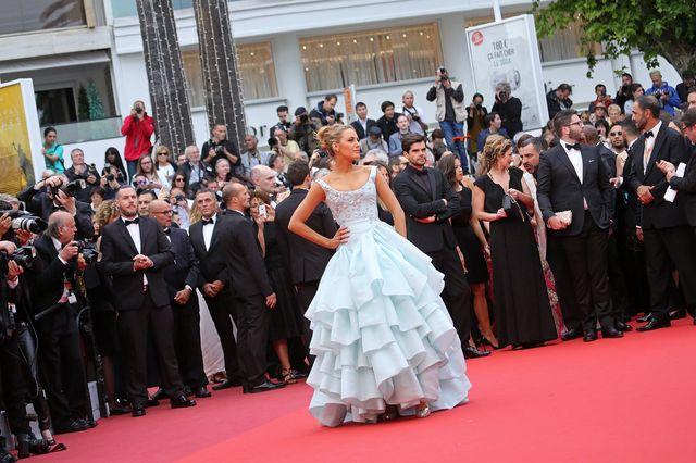 Blake Lively jak Kopciuszek trzeciego dnia w Cannes