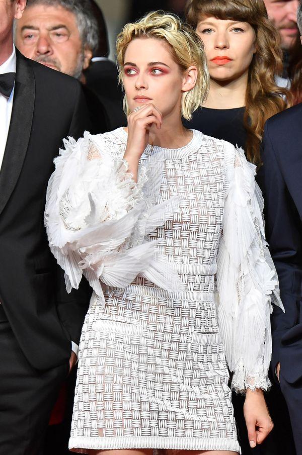 Nie uwierzycie, jakie buty Kristen Stewart założyła na czerwony dywan w Cannes