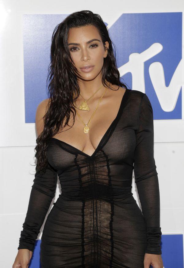 Kim Kardashian ma już pomysł na swoją noworoczną metamorfozę (FOTO)