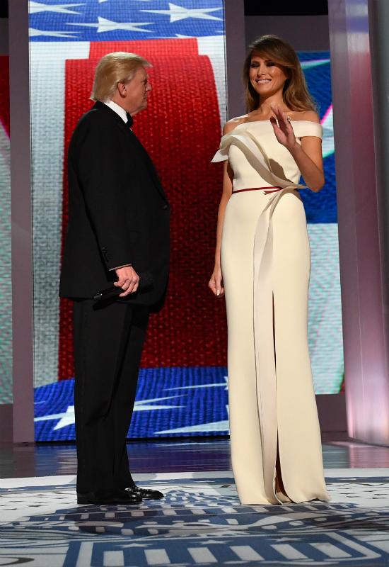 Kim jest stylista Melanii Trump? Wyjawił, jak współpracuje się z pierwszą damą
