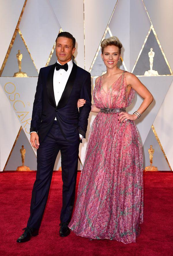 Punkowe wydanie Scarlett Johansson nie pasuje do romantycznych sukienek?