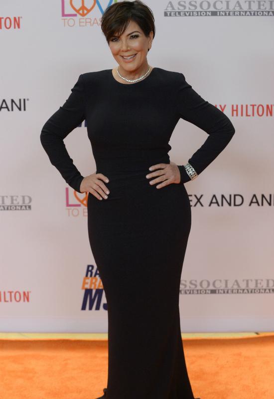 Kolejna platyna u Kardashianów! Kris Jenner skopiowała włosy Kim!