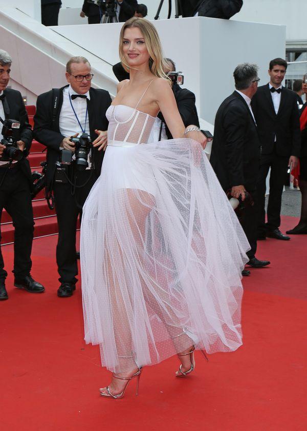 Wpadka! W takiej kreacji do Cannes? (FOTO)