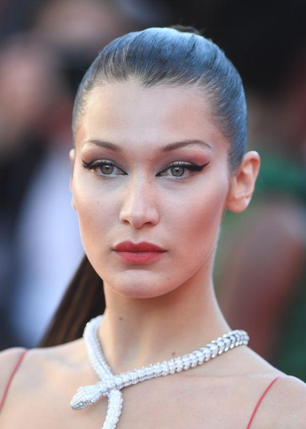 Bella Hadid i sukienka Diora - dobre połączenie? [CANNES 2017]