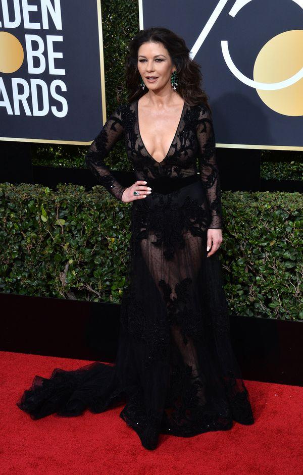 Złote Globy: Dojrzałe piękno, czyli Catherine Zeta-Jones kontra Penelope Cruz