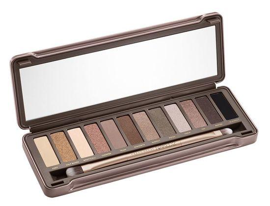 5 najlepszych paletek cieni do powiek w kolorach nude (FOTO)