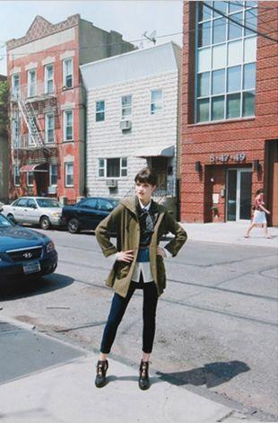 Propozycje Urban Outfitters na jesień 2010