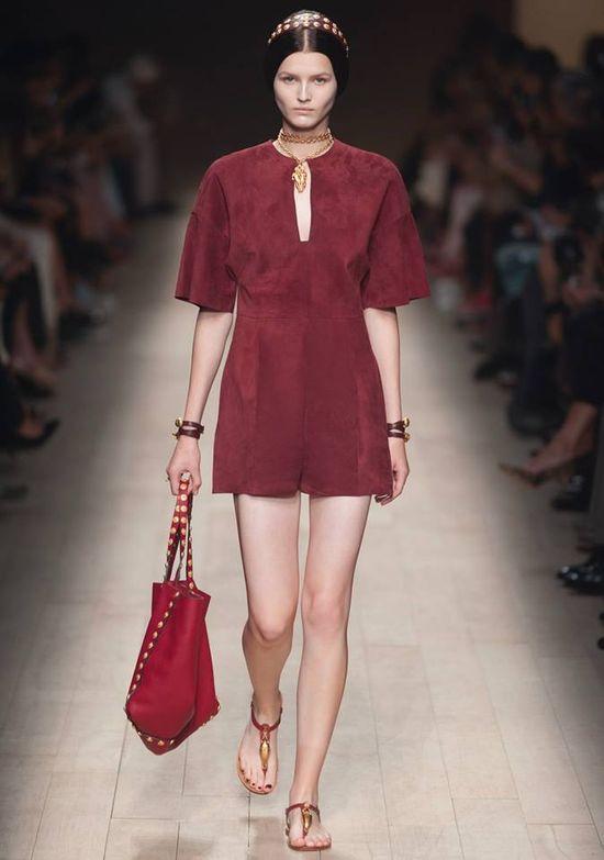 Valentino - kolekcja spring-summer 2014