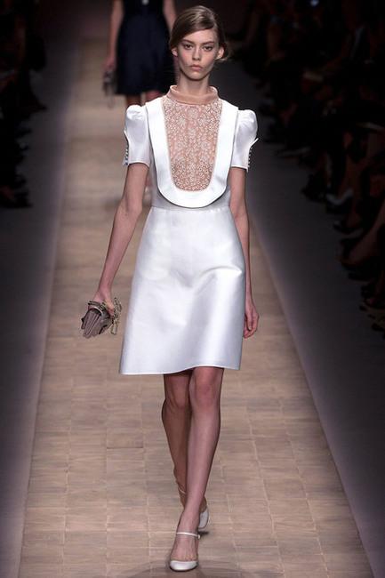 Dianna Agron od stóp do głów w Valentino (FOTO)