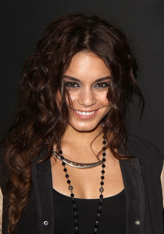 Vanessa Hudgens i Miley Cyrus na Myspace Event Party
