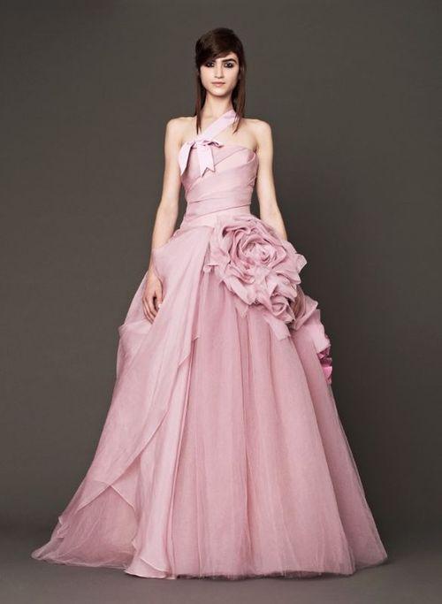 Vera Wang kolekcja ślubna jesień 2014