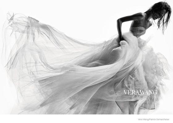Rockowa i romantyczna - ślubna kampania Very Wang