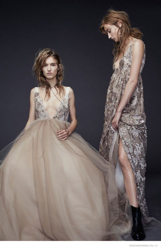 Zachwycające suknie ślubne od Very Wang (FOTO)