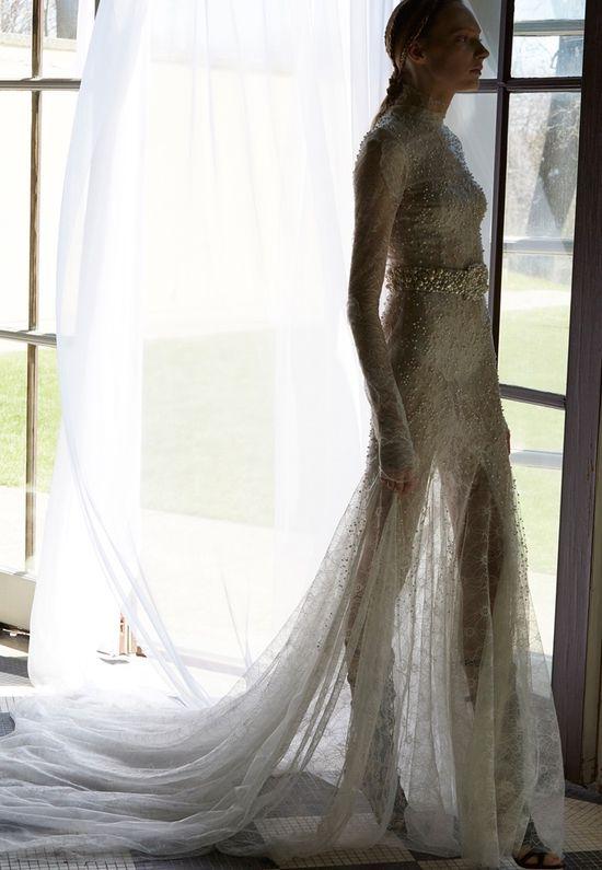 Suknie ślubne Vera Wang na wiosnę 2017 (FOTO)