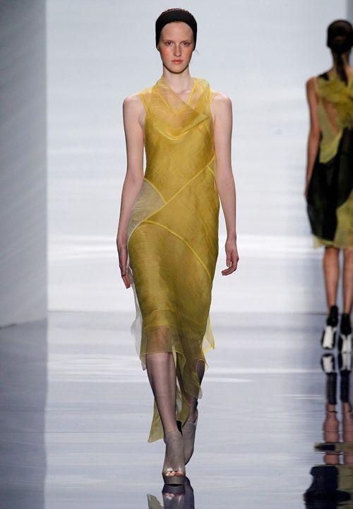 Vera Wang kolekcja wiosna-lato 2014