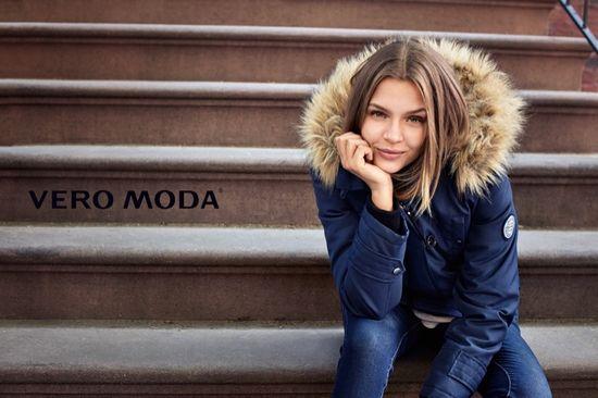 Najnowszy lookbook Vero Moda na zimę 2016 (FOTO)