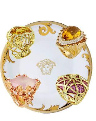 biżuteria versace