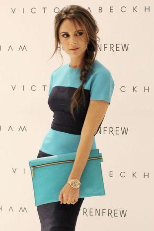 Podglad najnowszej kolekcji Victorii Beckham