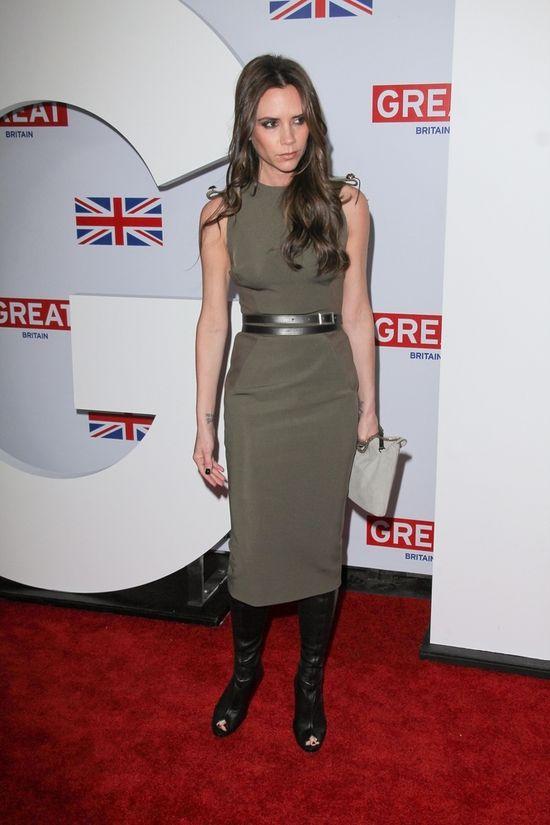Victoria Beckham jest na diecie alkalicznej
