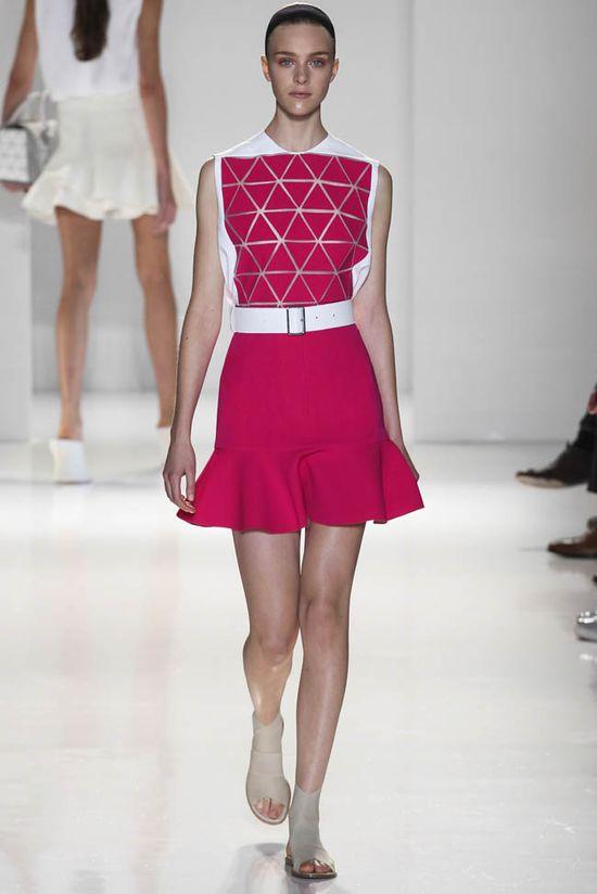 Victoria's Babckham  - kolekcja spring-summer 2014