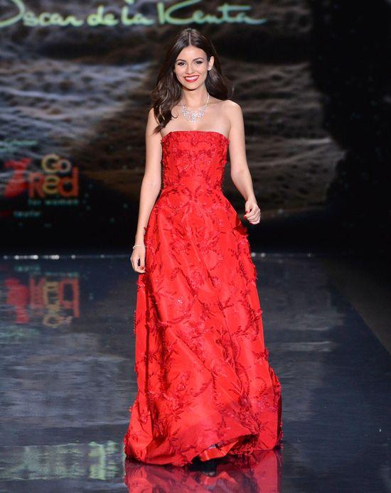 Gwiazdy na pokazie Go Red For Women (FOTO)