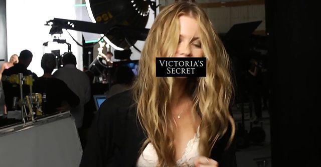 Tak wpadki popełniają aniołki Victoria's Secret (FOTO)