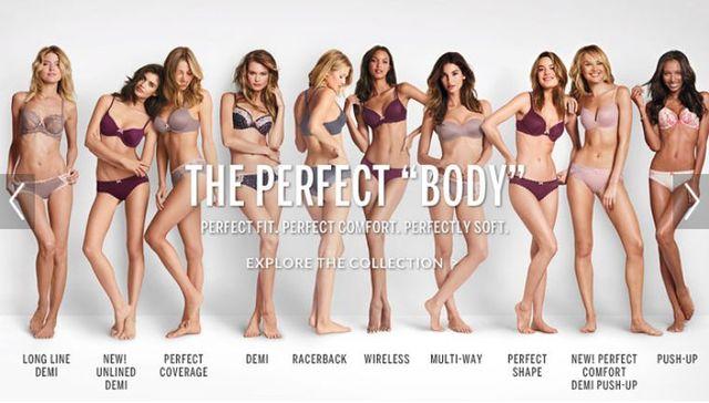 Kobiety nienawidzą nowej kampanii Victoria's Secret  (FOTO)