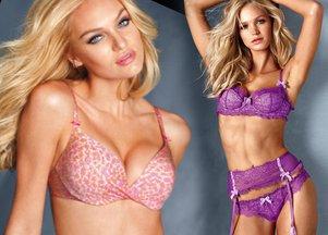 Blond Aniołki w kolejnej sesji dla Victoria's Secret