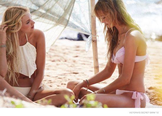 Nowe kostiumy od Victoria's Secret zachwycają! (FOTO)