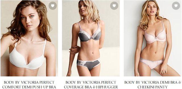 Kontrowersyjna kampania Victoria's Secret - zmienili nazwę!