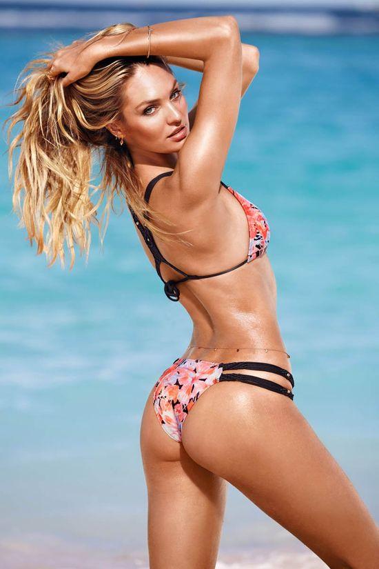 Seksowna Candice Swanepoel ponownie dla Victoria's Secret