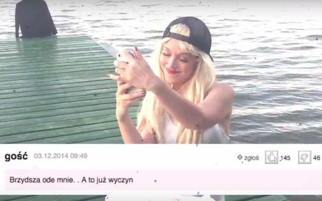 Ada Fijał okrutnie sparodiowała Jessicę Mercedes