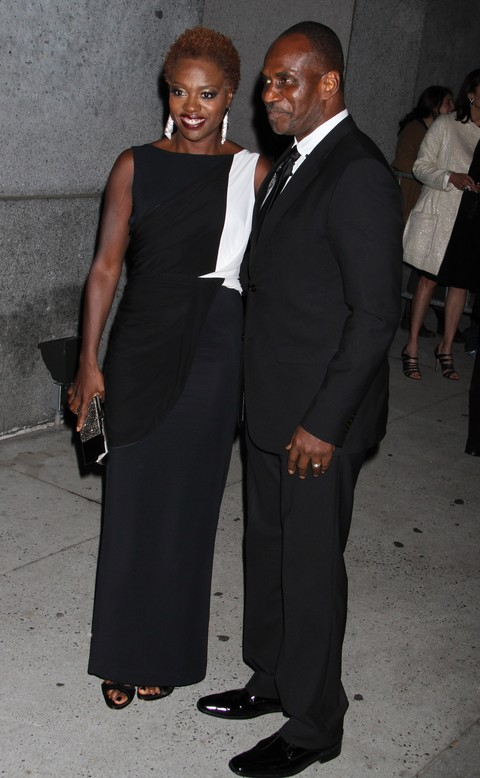 Viola Davis w sukience marki Max Mara (FOTO)