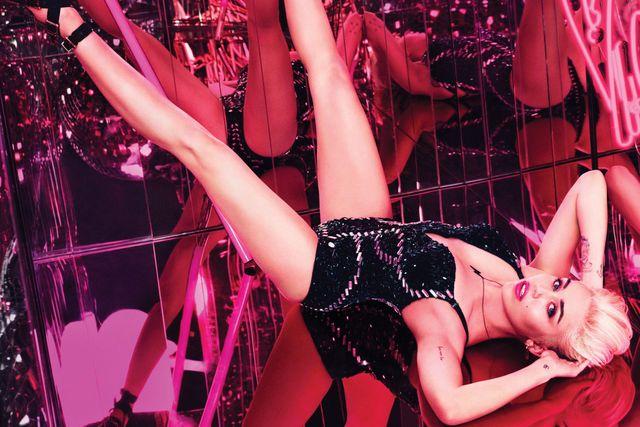Viva Glam Miley Cyrus dla MAC Cosmetics (FOTO)