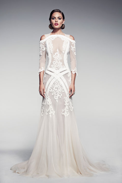 Suknie ślubne Pallas Couture - Fleur Blanche Collection