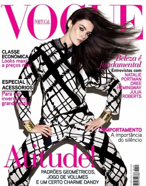 Patrycja Gardygajło po raz drugi dla Vogue Portugal