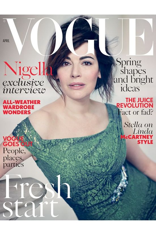 Nikt nie chce oglądać prawdziwych kobiet w Vogue'u...