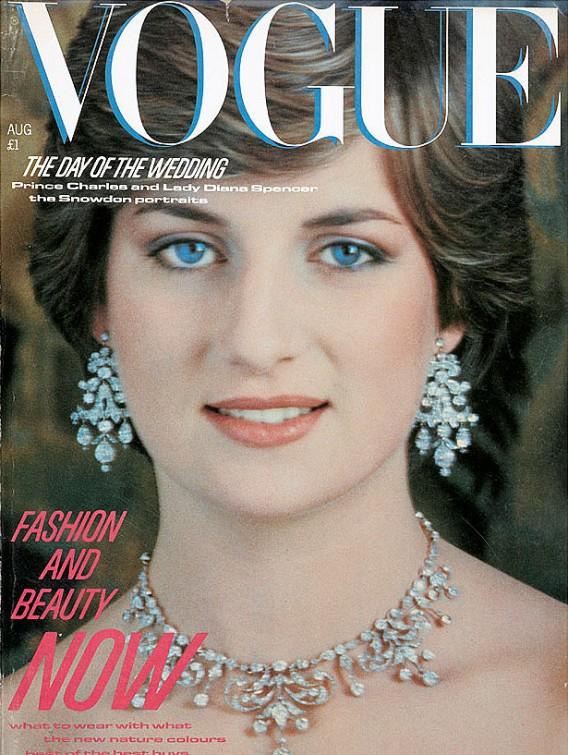 Kate Middleton gwiazdą brytyjskiego Vogue na 100 urodziny magazynu!