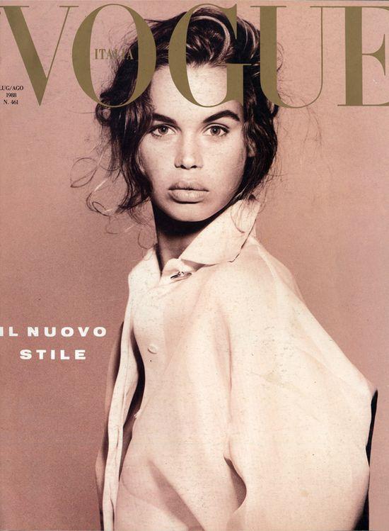 Vogue Italia świętuje 25 urodziny