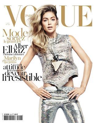 Vogue Paris teraz tylko po angielsku