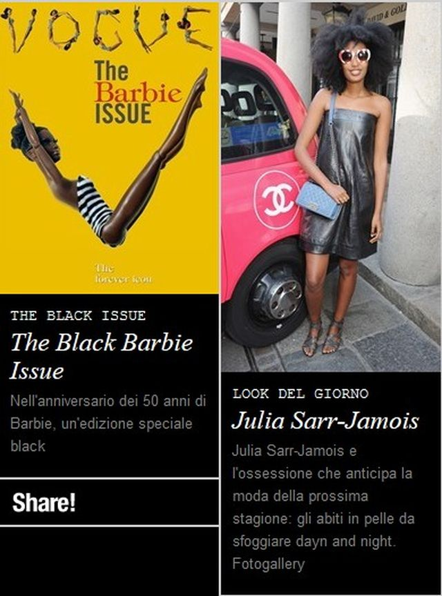 Vogue Italia - moda